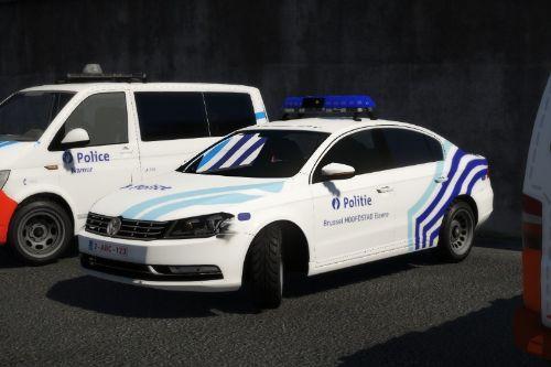 I ELS I  Volkswagen Passat Police Belgian / Belge / België