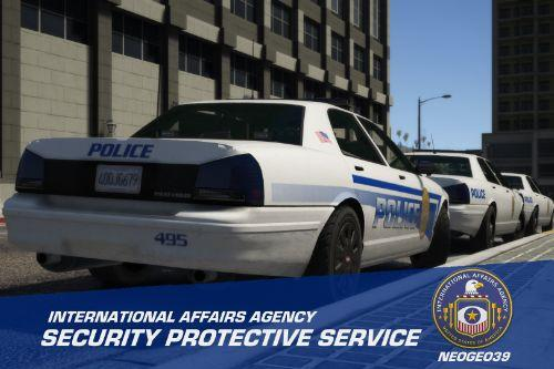 IAA Security Protective Service Pack [ADDON | SOUNDS]