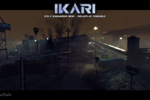 Ikari Light (Reshade Preset) - GTA V Enhancer mod