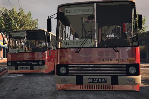 Ikarus 260 Bus
