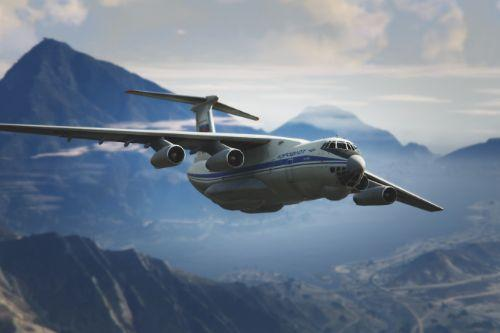 IL-76M  [Add-On / Replace | Livery]