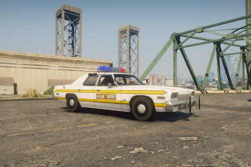 Illinois State Police from Blues Brothers