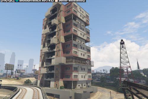 immeuble banlieue 1.0 [YMAPS] [FIVEM]