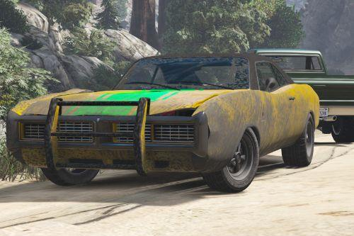 """Imponte Beater Dukes """"White Forest Special"""" Livery"""