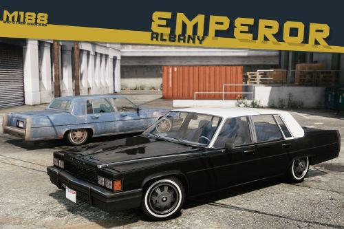 Improved Albany Emperor & Emperor beater (GTA IV style) [Add-On* | Replace | Liveries | Template | Sounds]