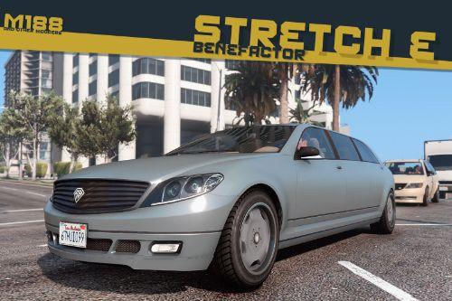 Improved Benefactor Stretch E [Add-On | Tuning | Sound | Custom Shards]