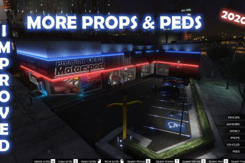 Enhanced Car Dealership [MapEditor]