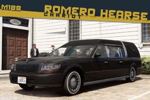 Improved Chariot Romero Hearse (GTA IV style) [Replace | Sounds]