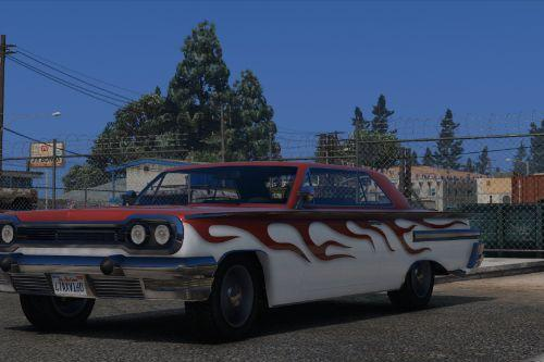 Improved Declasse Voodoo [Add-On]