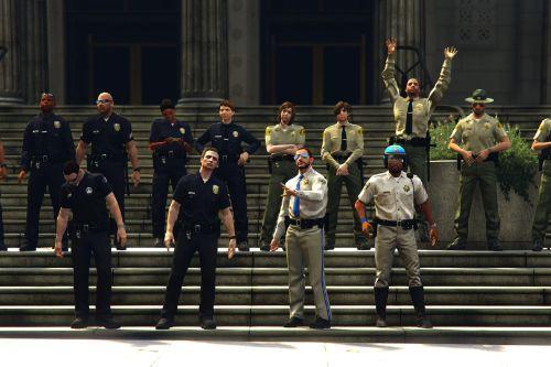 Improved law enforcement models