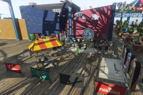 Improved Los Santos Pier