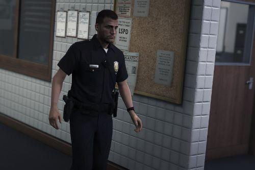 Improved LSPD Officer