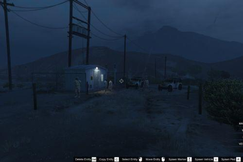 Improved Sandy Shores Airfield Beta