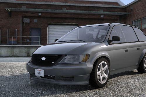 Improved Vapid Minivan [Add-On | Pack | LOD's]