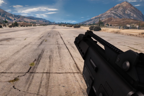 Improved Weapon Physics and Ballistics