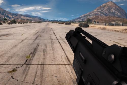 Improved Weapon Physics and Ballistics