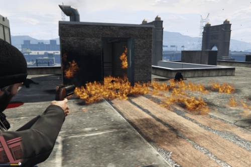 Incendiary Landmines and Incendiary GL