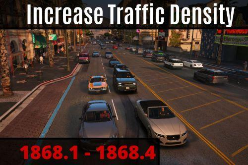 Increase Traffic Density