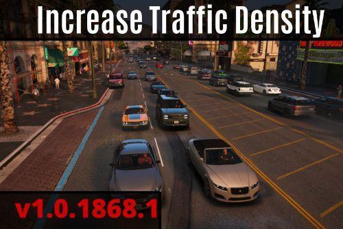 Increase Traffic Density 1.0.1868.1