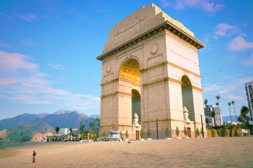 India Gate  [Add-On SP / FiveM]