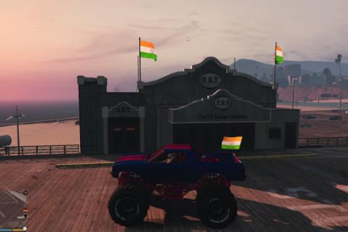 Indian flag mod