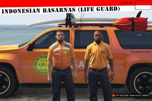 Indonesian Basarnas (Basarnas Indonesia)