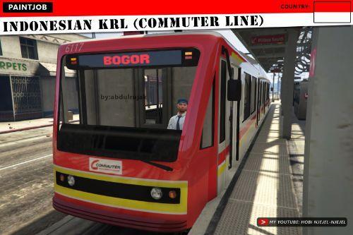 Indonesian Commuter Line (Kereta Listrik)