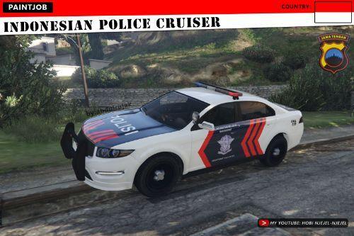 Indonesian Police Cruiser (Mobil Polisi Indonesia)
