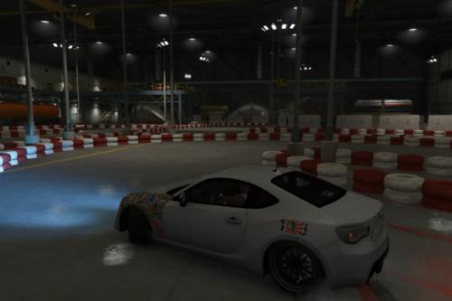Indoor Drift Track