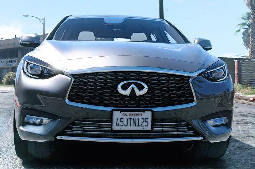 2016 Infiniti Q30 [Add-On / Replace]