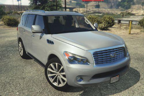 Infiniti QX56 [Add-On / Replace]