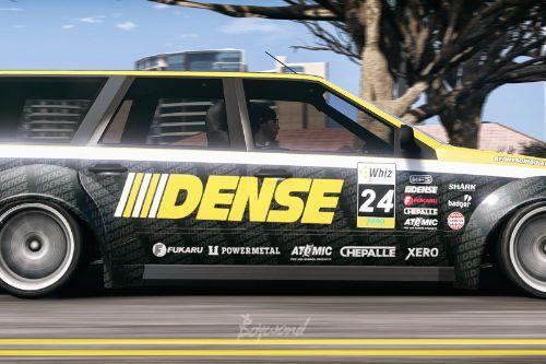 "Ingot Race Car ""Team Dense"""