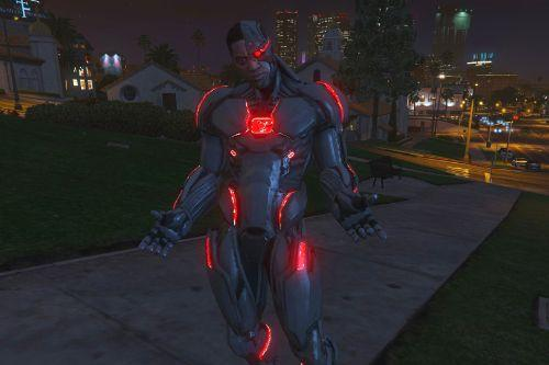 Cyborg Character Pack [Add-On Ped]