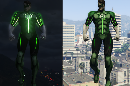 Green Lantern - Hal Jordan (Injustice)