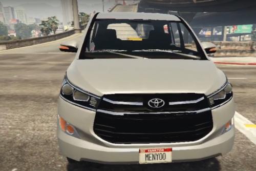 Toyota Innova Crysta 2016 [Replace]