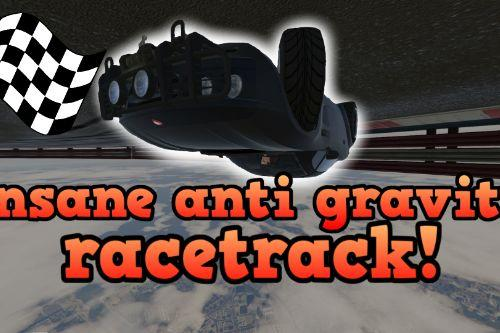 Insane anti gravity racetrack! (Spooner)