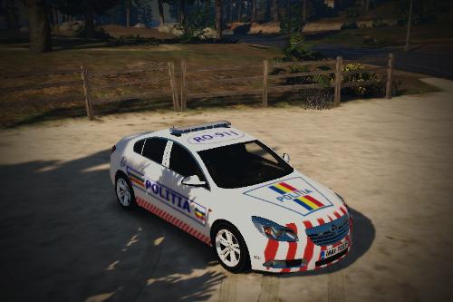 Insignia Politia Romana [REPLACE]