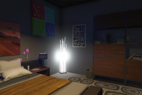 Little Designer Sweet Club Interior [Menyoo]