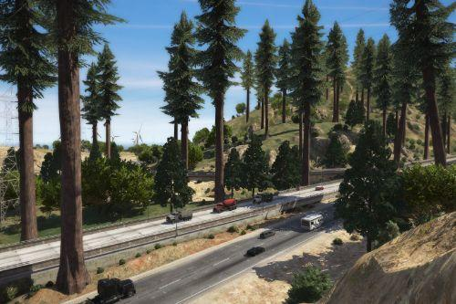 Interstate 1 Remastered [Menyoo]