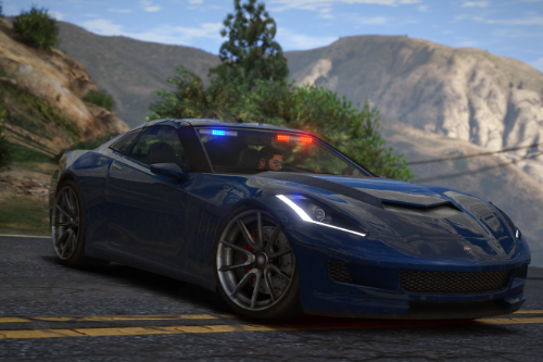Invetero Coquette - Speed Enforcement Unit [Add-On]