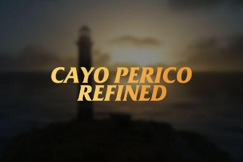 Cayo Perico Refined for SP
