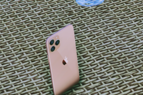 Iphone 11 Max Pro [Replace Prop]