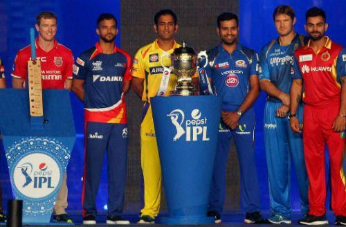 IPL Team Kits