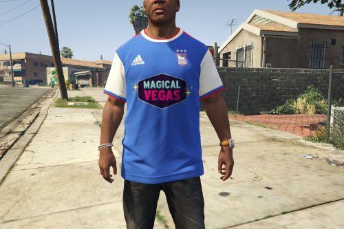 Ipswich Town FC 2018-19 Home Shirt
