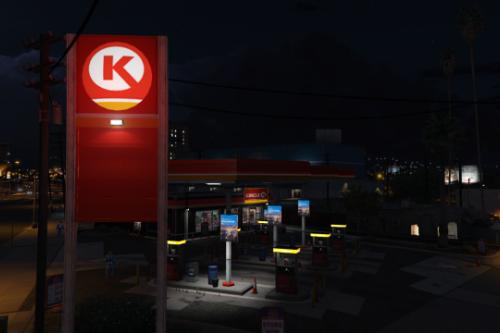 Irish fuel station's Pack