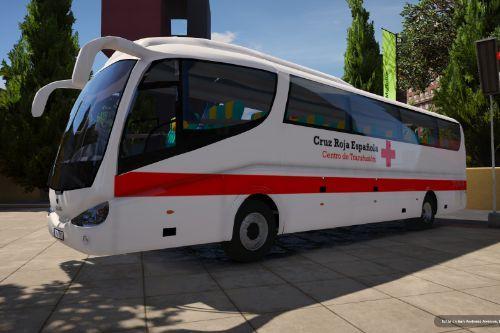Irizar PB Centro de Transfusión de Sangre Cruz Roja Española of Spain/España[FiveM-Replace]