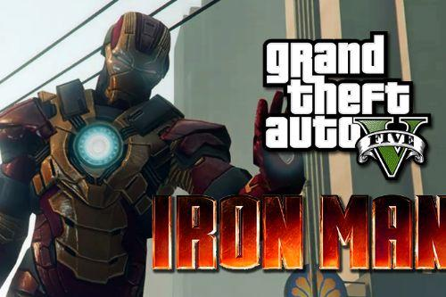Iron Man Heartbreaker Armor