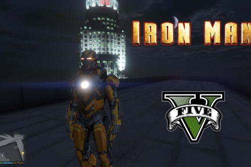 Iron Man Mark 28 Jack [Add-On Ped]