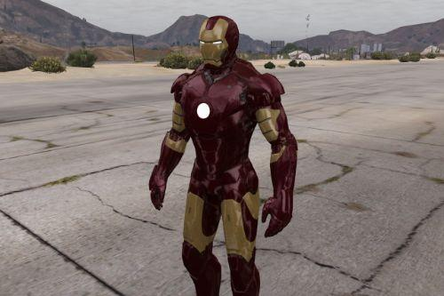 Iron Man (Mark 3 Retexture) 1.0