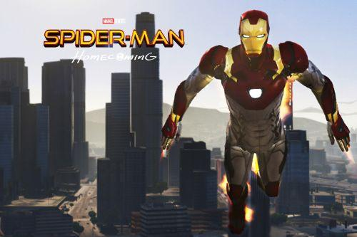 Iron Man Mark 47 (Spider-man Home Coming) [Add-On Ped]